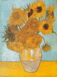 Museum Collection. Sunflowers (puzzle 1000-elem.) - zdjęcie zabawki, gry