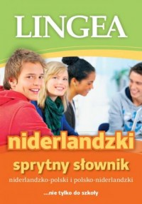 Niderlandzko-polski, polsko-niderlandzki. Sprytny słownik - okładka podręcznika