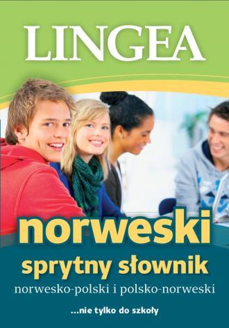 Norwesko-polski, polsko-norweski. - okładka podręcznika