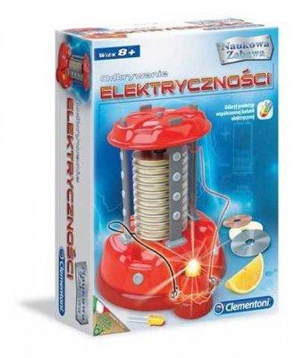 Odkrywanie elektryczności - zdjęcie zabawki, gry