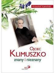 Ojciec Klimuszko znany i nieznany - okładka książki