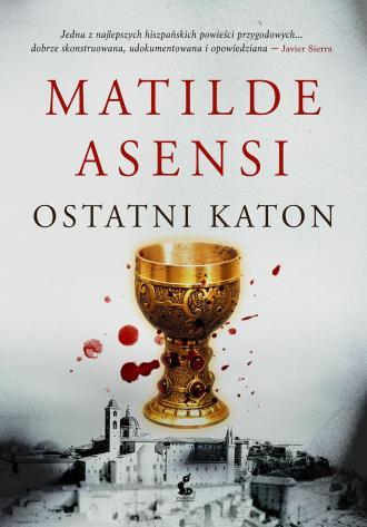 Ostatni katon - okładka książki