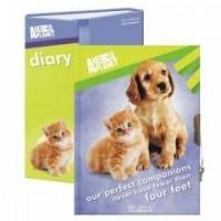 Pamiętnik zamykany Animal Planet Cute - zdjęcie zabawki, gry