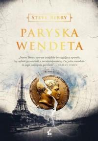 Paryska wendeta - okładka książki