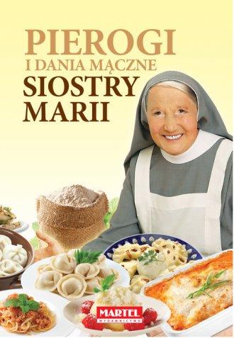 Pierogi i dania mączne Siostry - okładka książki