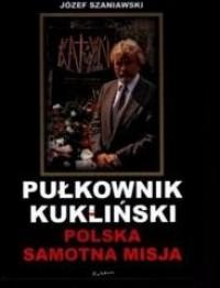 Polska. Samotna misja - okładka książki
