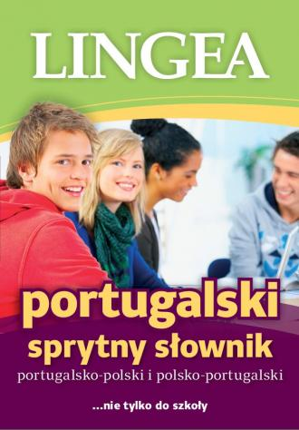 Portugalsko-polski, polsko-portugalski. - okładka podręcznika