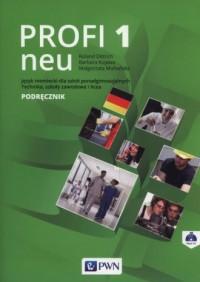 Profi 1 neu. Podręcznik (+ CD) - okładka podręcznika