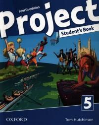 Project 5. Fourth Edition. Students - okładka podręcznika