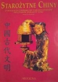Starożytne Chiny - okładka książki