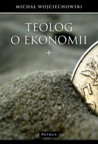Teolog o ekonomii - okładka książki