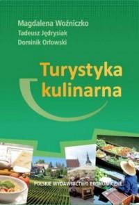 Turystyka kulinarna - okładka książki