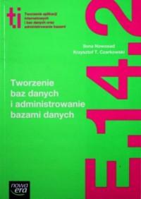Tworzenie baz danych i administrowanie - okładka podręcznika