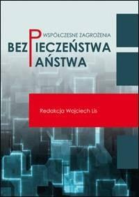 Współczesne zagrożenia bezpieczeństwa państwa - okładka książki