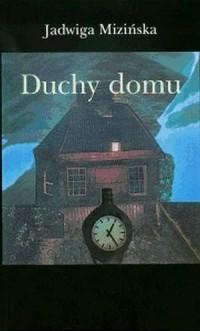 Duchy domu - okładka książki