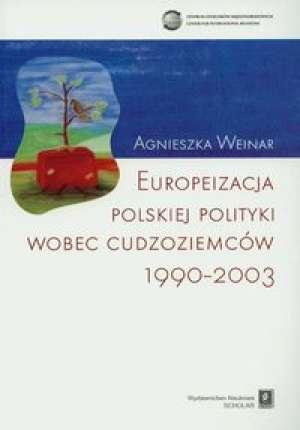 Europeizacja polskiej polityki - okładka książki