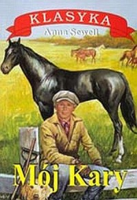 Mój Kary (okładka twarda) - okładka książki