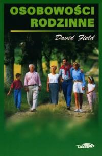 Osobowości rodzinne - okładka książki