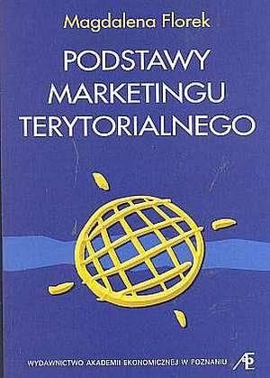 Podstawy marketingu terytorialnego - okładka książki