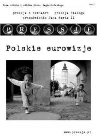 Pressje (6-7). Teka Szósta-Siódma. Polskie eurowizje - okładka książki
