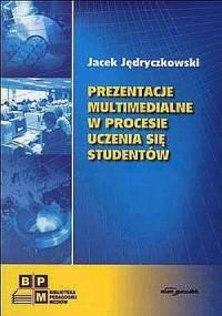 Prezentacje multimedialne w procesie - okładka książki