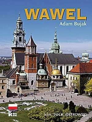 Wawel. Skrócona wersja monumentalnego - okładka książki