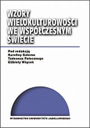 Wzory wielokulturowości we współczesnym - okładka książki