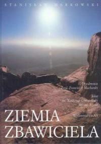 Ziemia Zbawiciela - okładka książki
