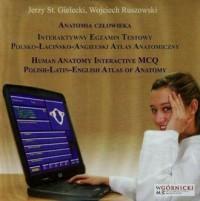 Anatomia człowieka. Interaktywny egzamin testowy. Polsko-łacińsko-angielski atlas anatomiczny - pudełko programu