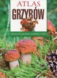 Atlas grzybów - Sławomir Sokół - okładka książki