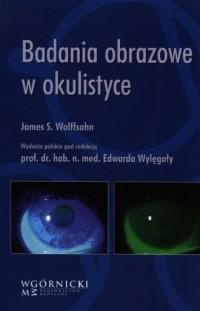 Badania obrazowe w okulistyce - okładka książki
