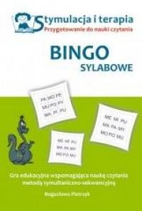 Bingo sylabowe - okładka książki