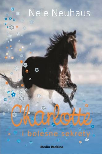 Charlotte i bolesne sekrety - okładka książki