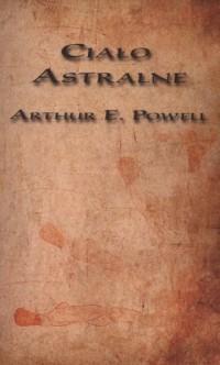 Ciało astralne - okładka książki