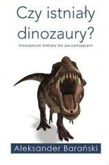 Czy istniały dinozaury? - okładka książki