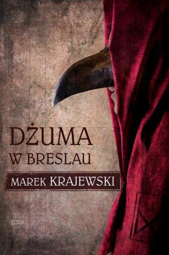 Dżuma w Breslau - okładka książki