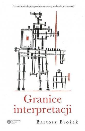 Granice interpretacji - okładka książki