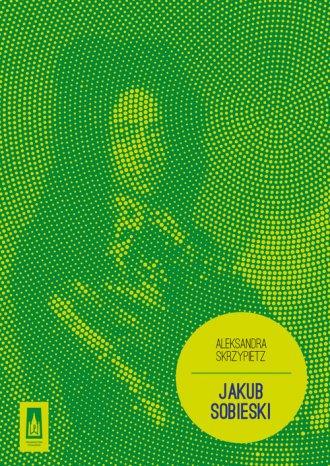 Jakub Sobieski - okładka książki