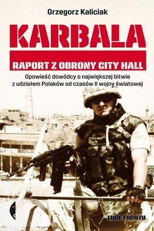 Karbala. Raport z obrony City Hall - okładka książki