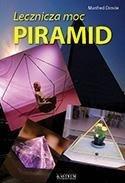 Leczenicza moc piramid - okładka książki