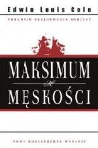 Maksimum męskości - okładka książki