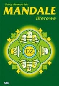 Mandale literowe - okładka podręcznika