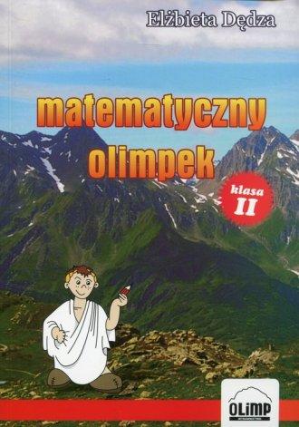 Matematyczny Olimpek. Klasa 2. - okładka podręcznika