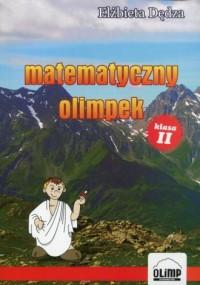 Matematyczny Olimpek. Klasa 2. Szkoła podstawowa - okładka podręcznika