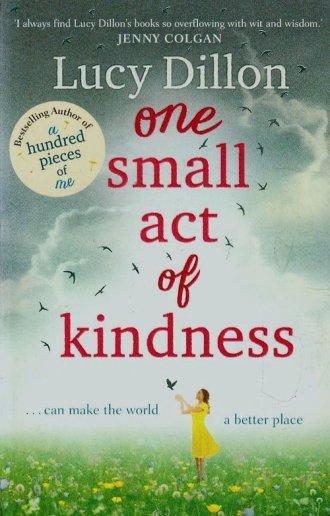 One Small Act of Kindness - okładka książki