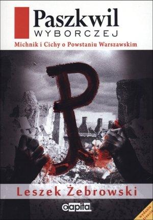 Paszkwil Wyborczej - okładka książki