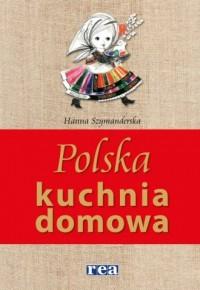 Polska kuchnia domowa - okładka książki