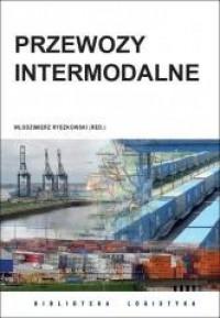 Przewozy intermodalne - okładka podręcznika