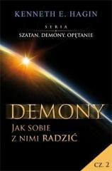 Szatan, demony i opętanie cz. 2. - okładka książki
