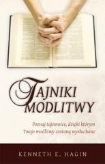 Tajniki modlitwy - okładka książki
